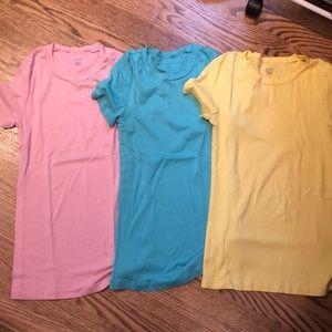 Bundle of J. Crew T-shirts